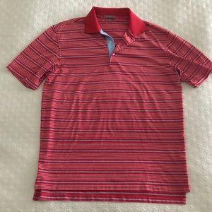 Peter Miller golf polo, size Medium